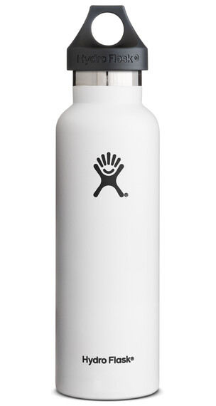 Hydro Flask Standard Mouth Insulated 620 ml White
